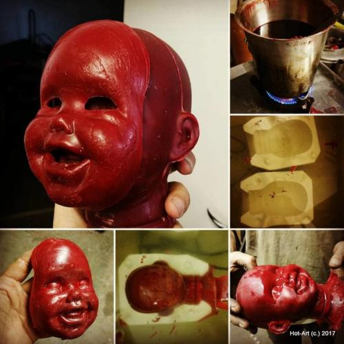 25-#wax #lostwax #porcelaindoll ... where is this goi..._10154314510212678_Photo
