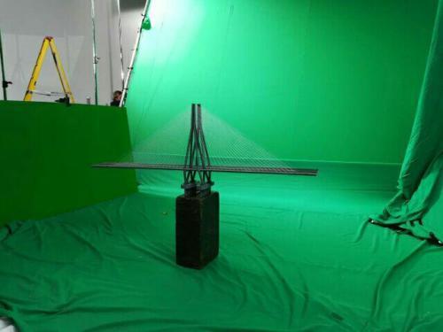 Flat Rock Studio props