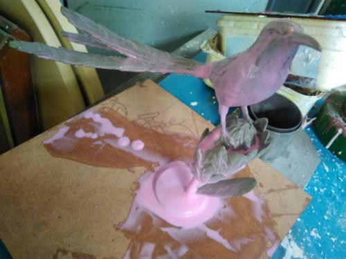Rubber Mould Making